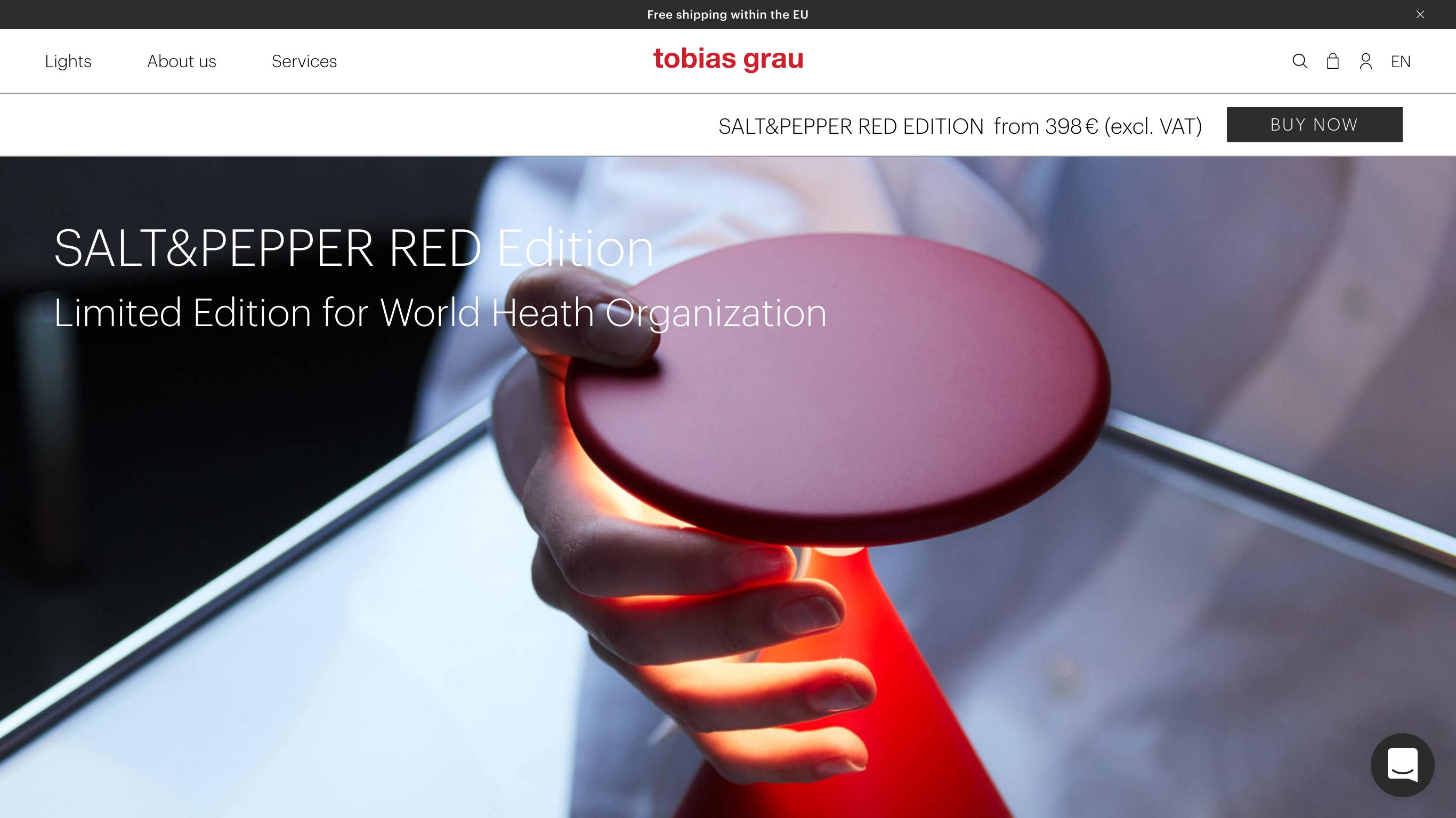 Screenshot tobiasgrau.com